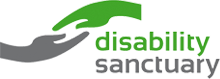 Disability Sanctuary logo