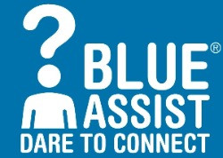 Blue Assist logo