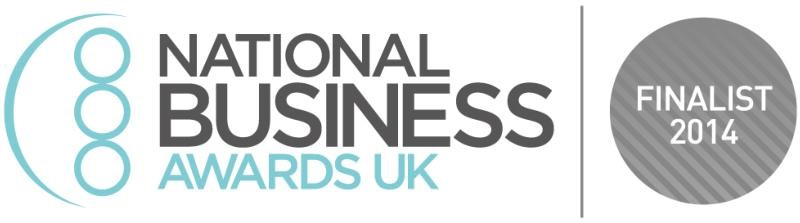National Business Award Finalist 2014